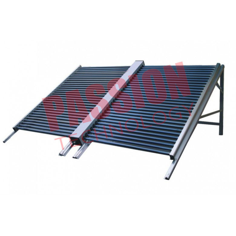Large Scale Vacuum Tube Solar Collector For Hotel / School / Hospital