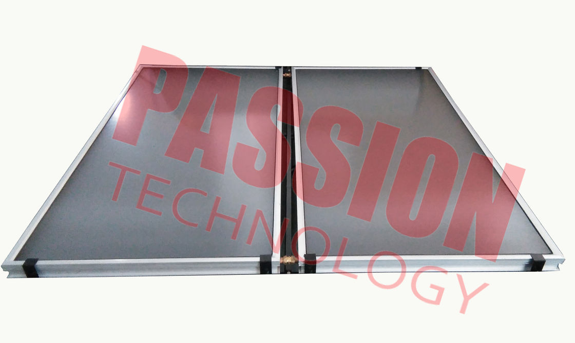 Flat Plate Thermal Solar Collector , Solar Water Collector Panels 50-20000L Capacity